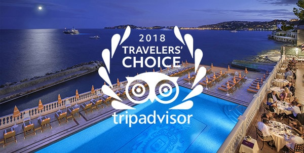 « Traveller's Choice » Tripadvisor 2018