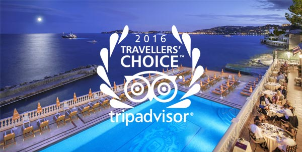 « Traveller's Choice » Tripadvisor 2016